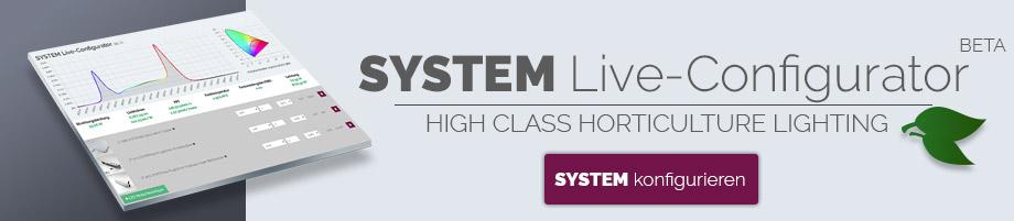 SYSTEM Live-Configurator